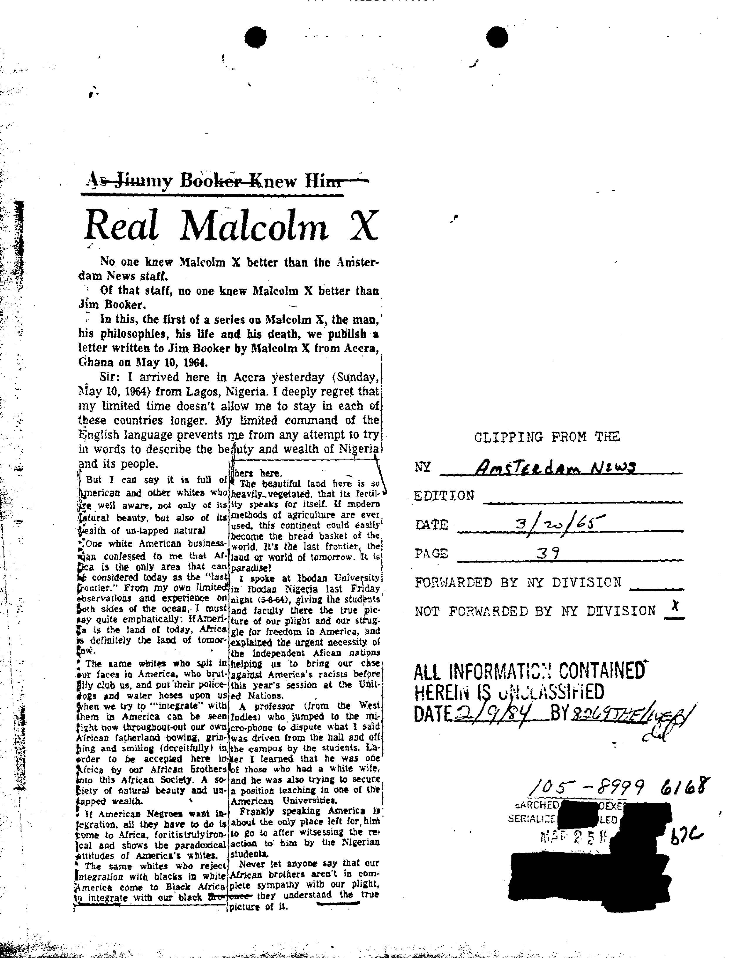malcolm x essays Malcolm x essays: over 180,000 malcolm x essays, malcolm x term papers, malcolm x research paper, book reports 184 990 essays, term and research papers available for.
