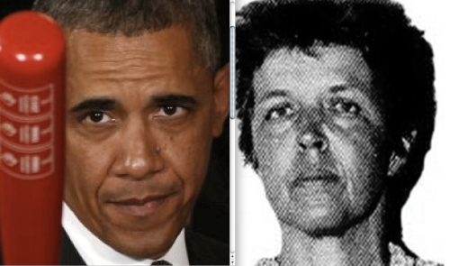 BHO II 23 July 2013 [Copyright Reuters / Kevin Lamarque] + Elizabeth Duke May 1985 per FBI
