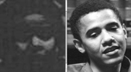 "REVOLUTION! Fatherless teen Bâri' alongside The Great ""Barack Obama"", President of Harvard Law Review, strategically enroute to seizing the United States Presidency, while his Fugitive Domestic Terrorist mother's long-time Weather Underground comrades are tried, convicted and sentenced in the Resistance Conspiracy case."